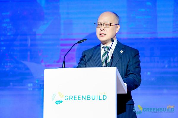 USGBC & GBCI北亚区董事总经理杜日生致辞